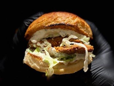 Burger Just Crispy Chicken