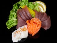 5. Sashimi Set ( 12 kawałków )