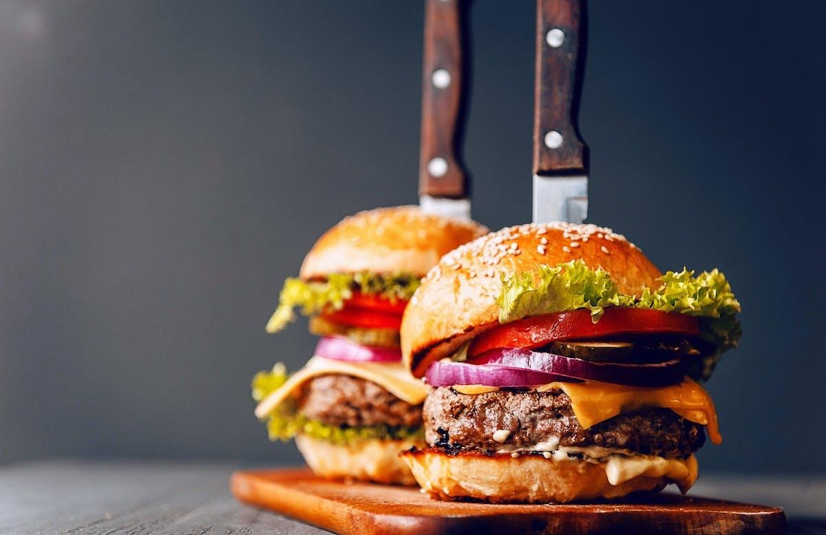 American State Burger