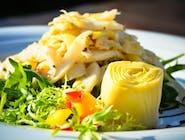 Salata od sipe i artičoke