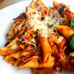 120/160g Penne Siciliana – baklažán, cuketa, suš.paradajky, parmezán │1,3,7│