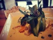 Czerwone Tajskie Curry - Kurczak