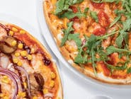 Pizza Tricolore (3 dowolne składniki)