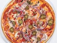 Pizza Hot Veganer