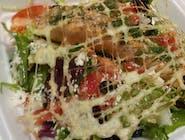 Sałatka Świtezianka z łososiem bez glutenowa