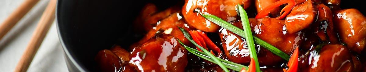 THAI MENU - Dania z Kurczaka (Chicken Dishes)