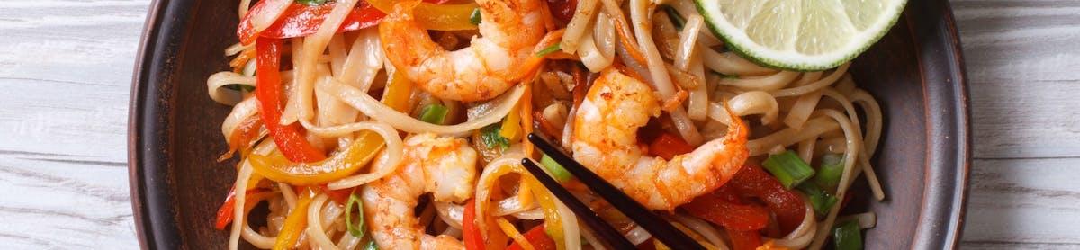 THAI MENU - Makaron (Noodles)