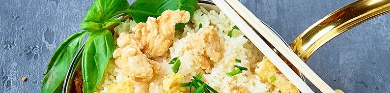 THAI MENU - Pozycje Ryżowe (Rice Items)