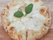 Chlebek czosnkowy z serem