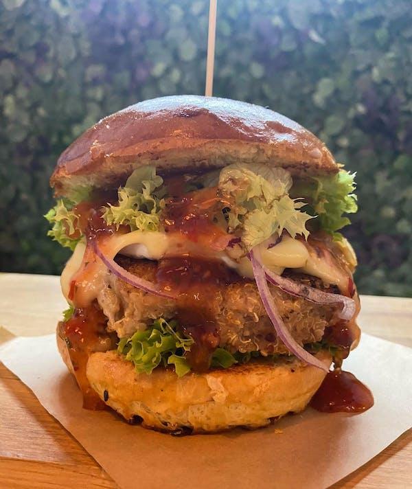Burger CAMEMBERT VEGETARIAN