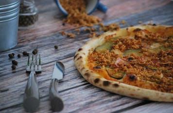 Promocja na pizzę miesiąca września - Pizzę Prażoną