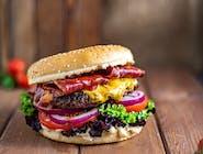 Burger Cheese&Bacon