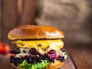 Burger Don Falafel