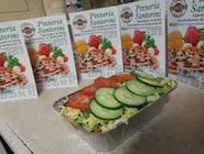 Kebab Box Wołowy + warzywa