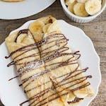 Nutella z bananem