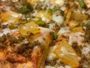 MUTTON TANDOORI PIZZA
