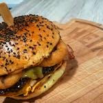 "Burger Pac Nachos&Rings ""bez warzyw"" - Zestaw"