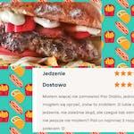Burger Pac Diablo (bardzo ostry nie dla śmiertelników!) -  Zestaw
