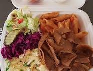 Mini danie z wołowiną