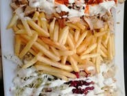 Talerz Kebab Normal