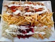 Talerz Kebab Mega