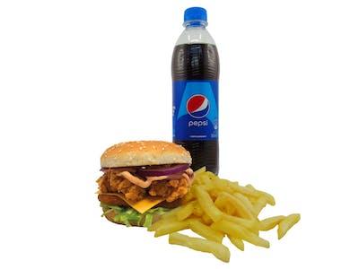 Burger Chłopa Menu