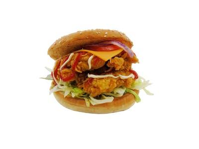 Big Cheese Felix Burger