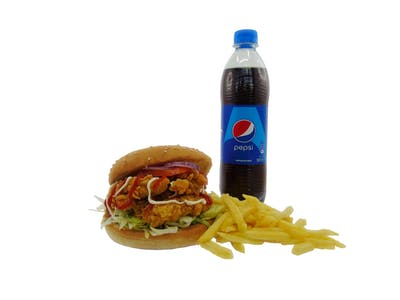 Big felix burger menu