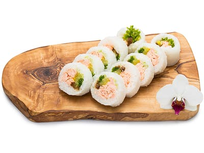Kamiyaki roll