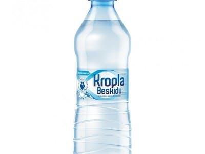 woda niegazowana Kropla Beskidu