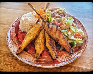 Satay-Chicken