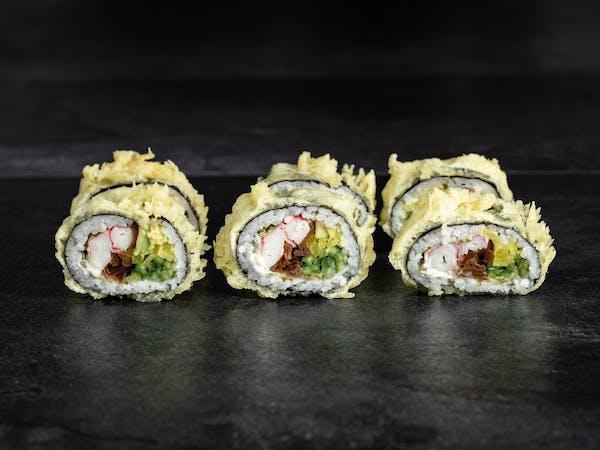 Futo kani tempura