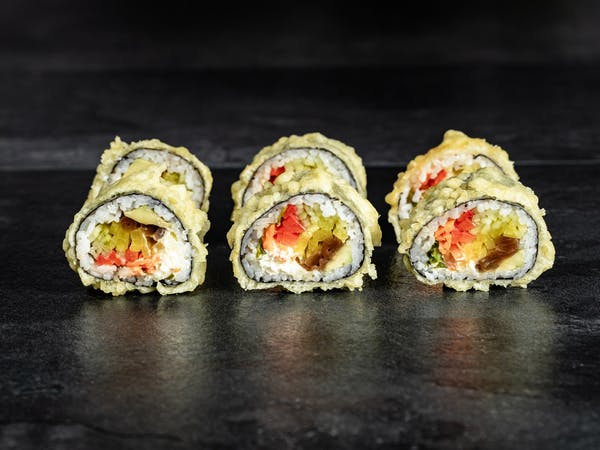 Futo wega tempura
