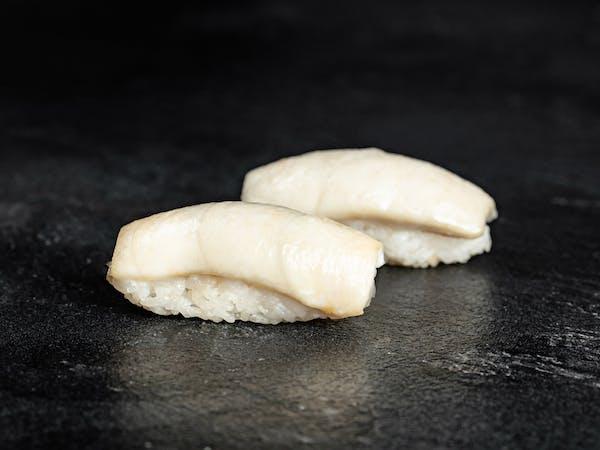 Nigiri butterfish grill