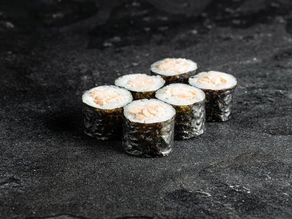 Sake maki grill