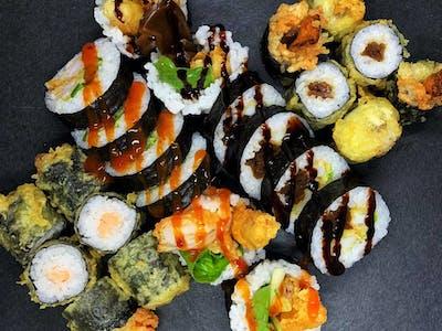 Set Hiroszima tempura 28szt