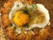 Sznycel z jajkiem