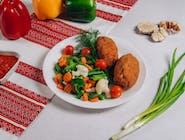 Kruczenyki z warzywami gotowanymi