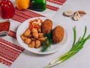Kruczenyki z ziemniakami wiejskimi