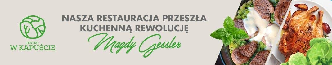 Magda Gessler Poleca