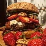 Burger Fragola