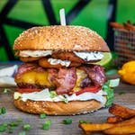 Burger Fit & Slim