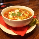 Mexican Chipotle soup