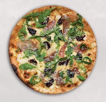 Delicate -  Pizza Bianche (biała)