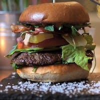WTOREK !!! Dzień burgera (promocja dostępna w godzinach 17:00 - 20:00)
