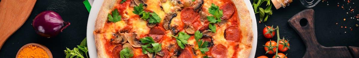 Pizza & Paste