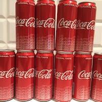 Coca Cola 330ml gratis