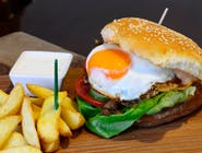 1. Chłopski Burger