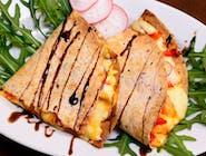 2. Quesadilla Kurczak