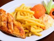 1. Filet z kurczaka z pieca